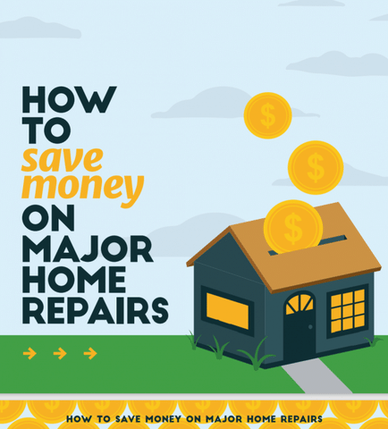 How to Save Money during a Major Home Repair