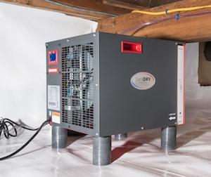 CrawlSpace Humidity Control in Grove City, OH