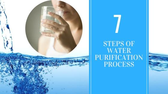 Seven Steps of Water Purification