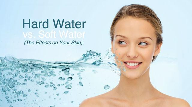 Hard Water vs. Soft Water ~ The Effects On Your Skin