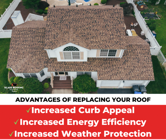 Advantages of Replacing Your Roof