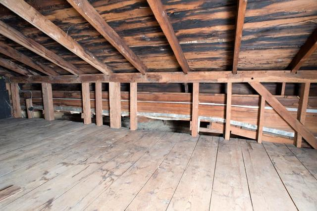 Inspecting Your Attic