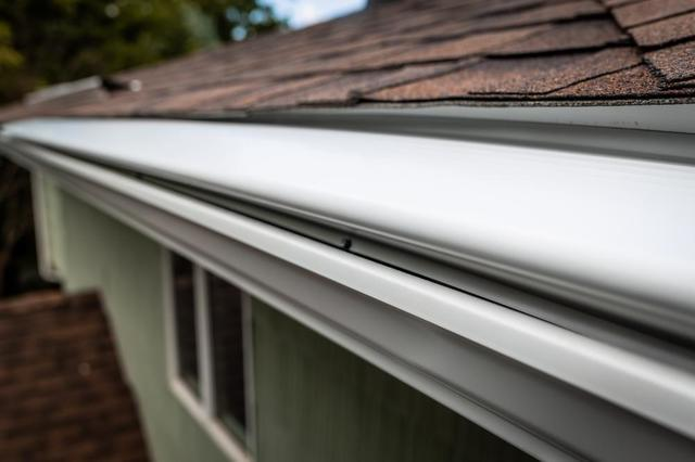 NO MORE CLEANING! Introducing the Gutter Shutter!