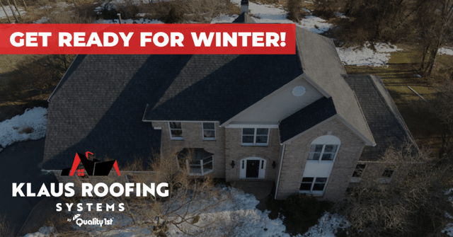 Preparing Your Roof for the Upcoming Winter Season