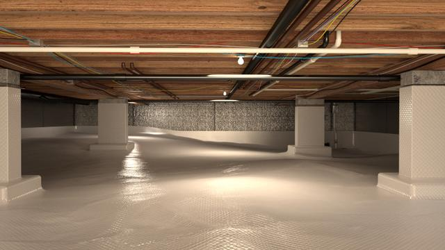 Three Reasons You Need to Waterproof Your Crawl Space