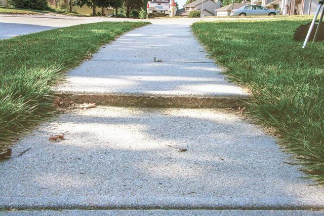 Uneven Sidewalks in Michigan and Who They Impact