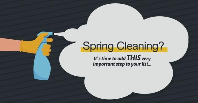 Signs of a Sinking Foundation: Add it to the Spring-Cleaning List!