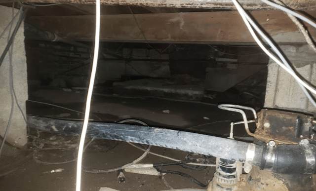 The Negative Effects of a Damp Crawl Space