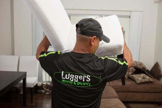 Homeowners and Realtors-We'll Lug It So You Can List It