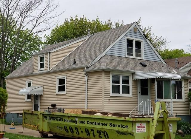 Steep Roofs Are No Challenge For The KRS Of WNY Installation Crews