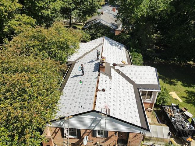 Roofing Underlayment: Why Synthetic?