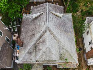 Aging Roof in Need of Replacement