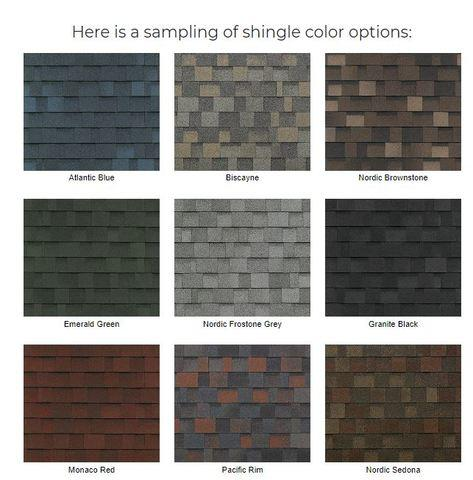 Choosing the RIght Asphalt Shingle Color