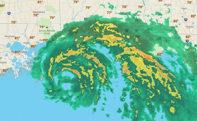 Hurricane Sally : We're Here If You Need Us
