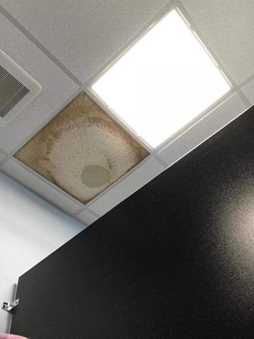 3 Causes of Ceiling Water Spots