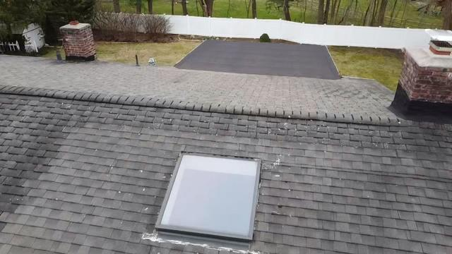 Roof Replacement with Copper Flashing in Briarcliff Manor, NY