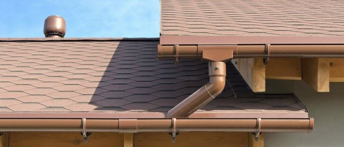 Why Your Basement Cares About The State Of Your Rain Gutters