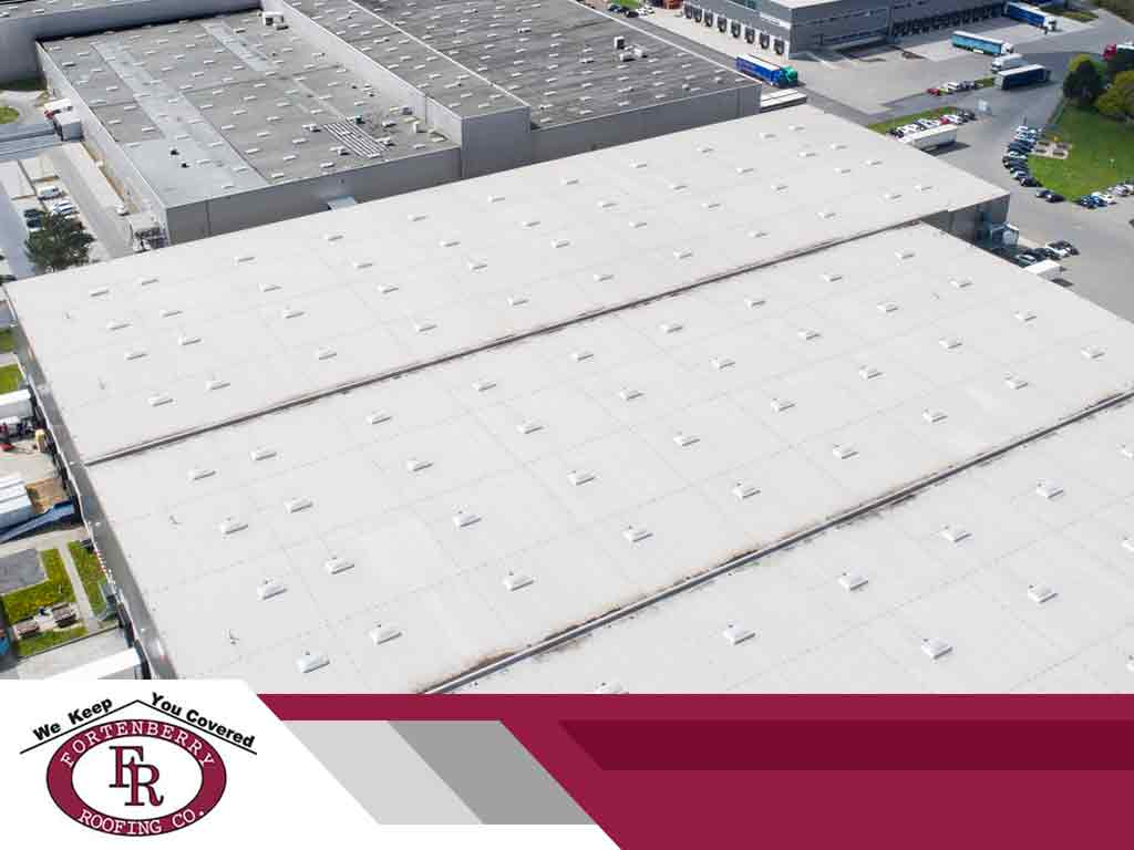 The Benefits of Roof Coatings for Your Commercial Roof