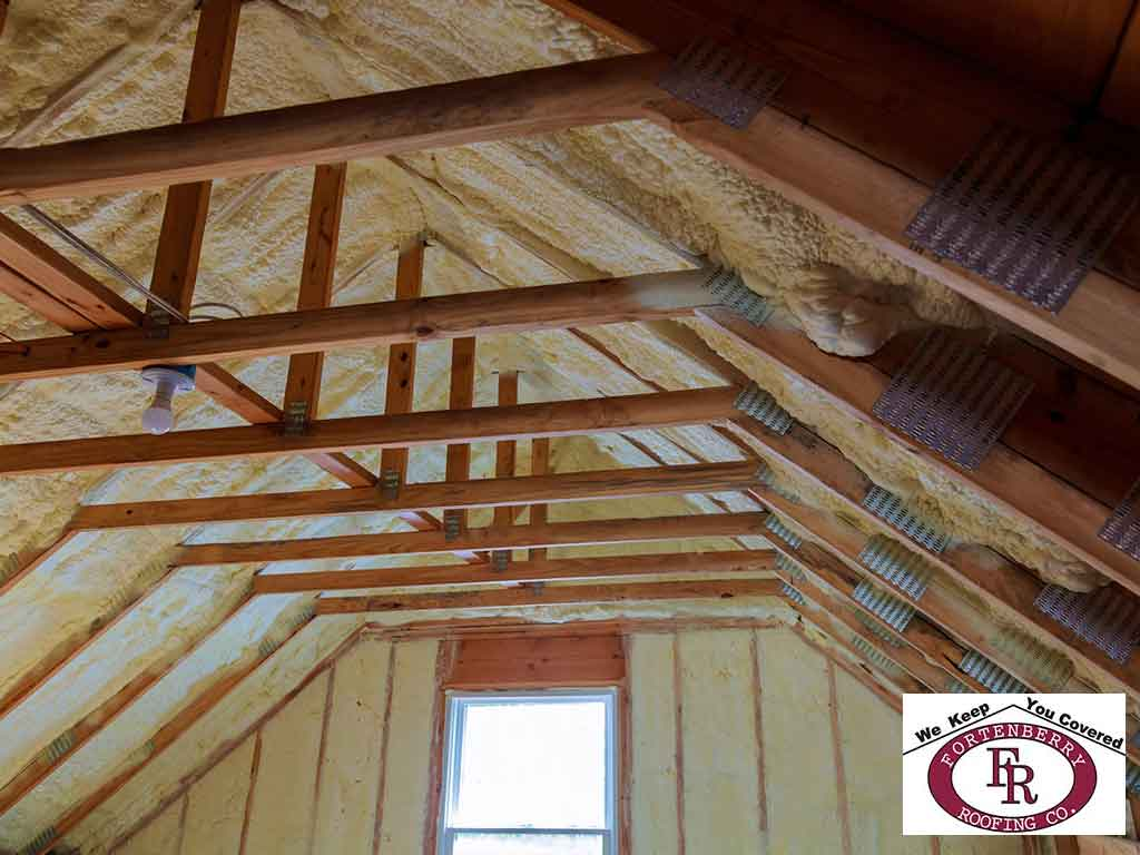 The Right Type of Insulation for Your Attic