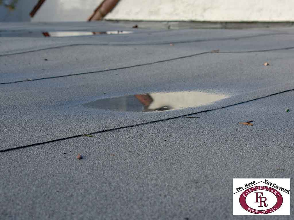 Signs of a Compromised Commercial Roofing System