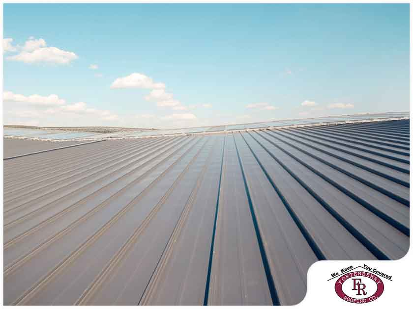 Why A Metal Roof Is the Better Commercial Roof