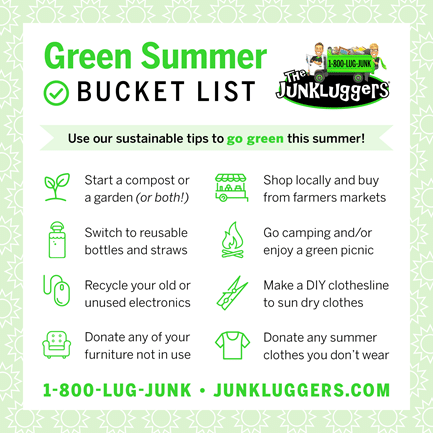 The Junkluggers of West LA Green Summer of 2021