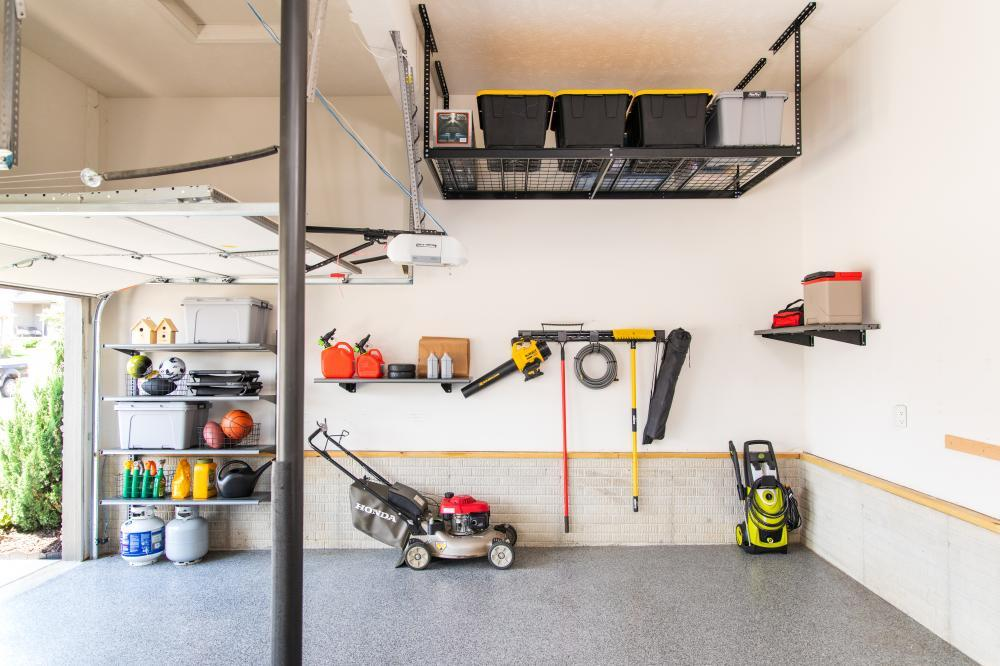 New Garage Storage and Organization Options Now Available
