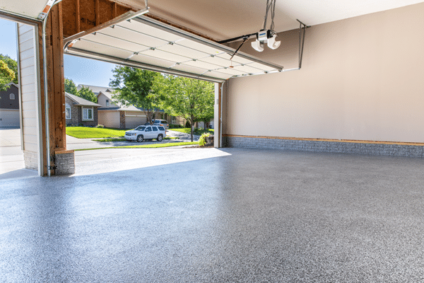 Garage Floor Coating in Just a Day - Image 1