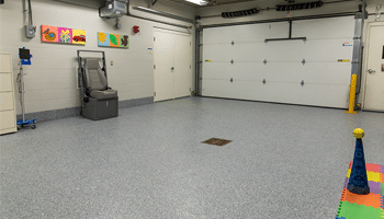 Children's Hospital & Medical Center Car Seat Fitting Station Gets New Floo...