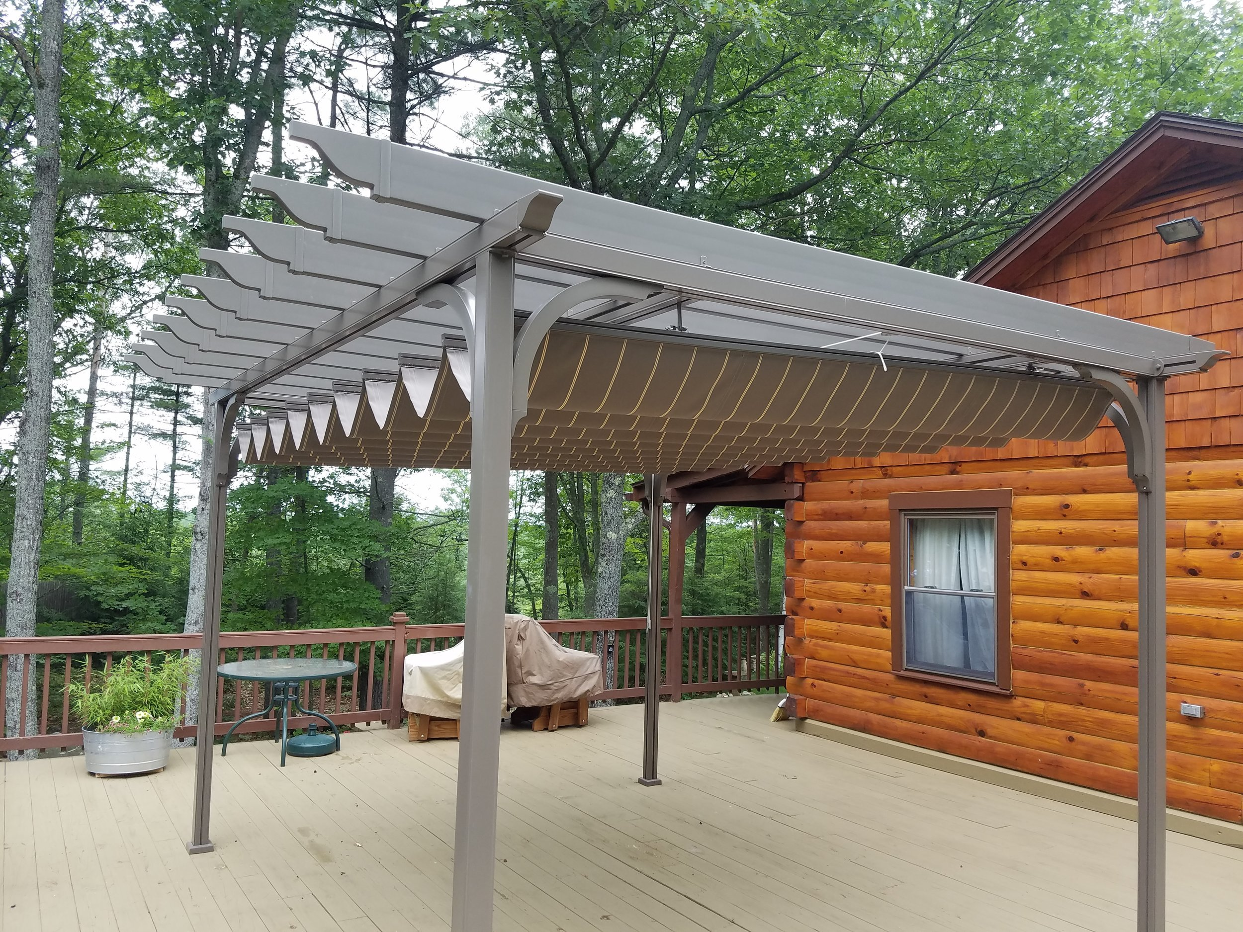 Canopies & Awnings for Residential Homes