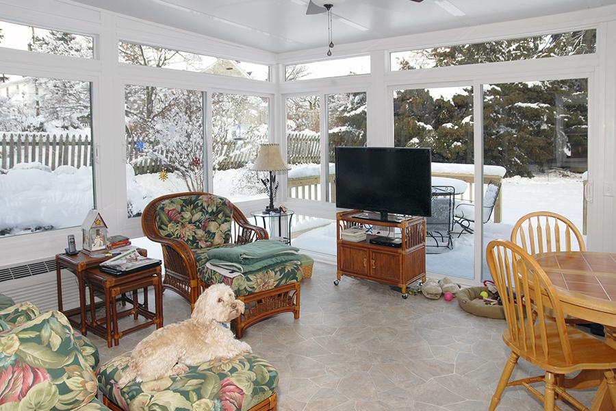 Year-round Sunroom Installations