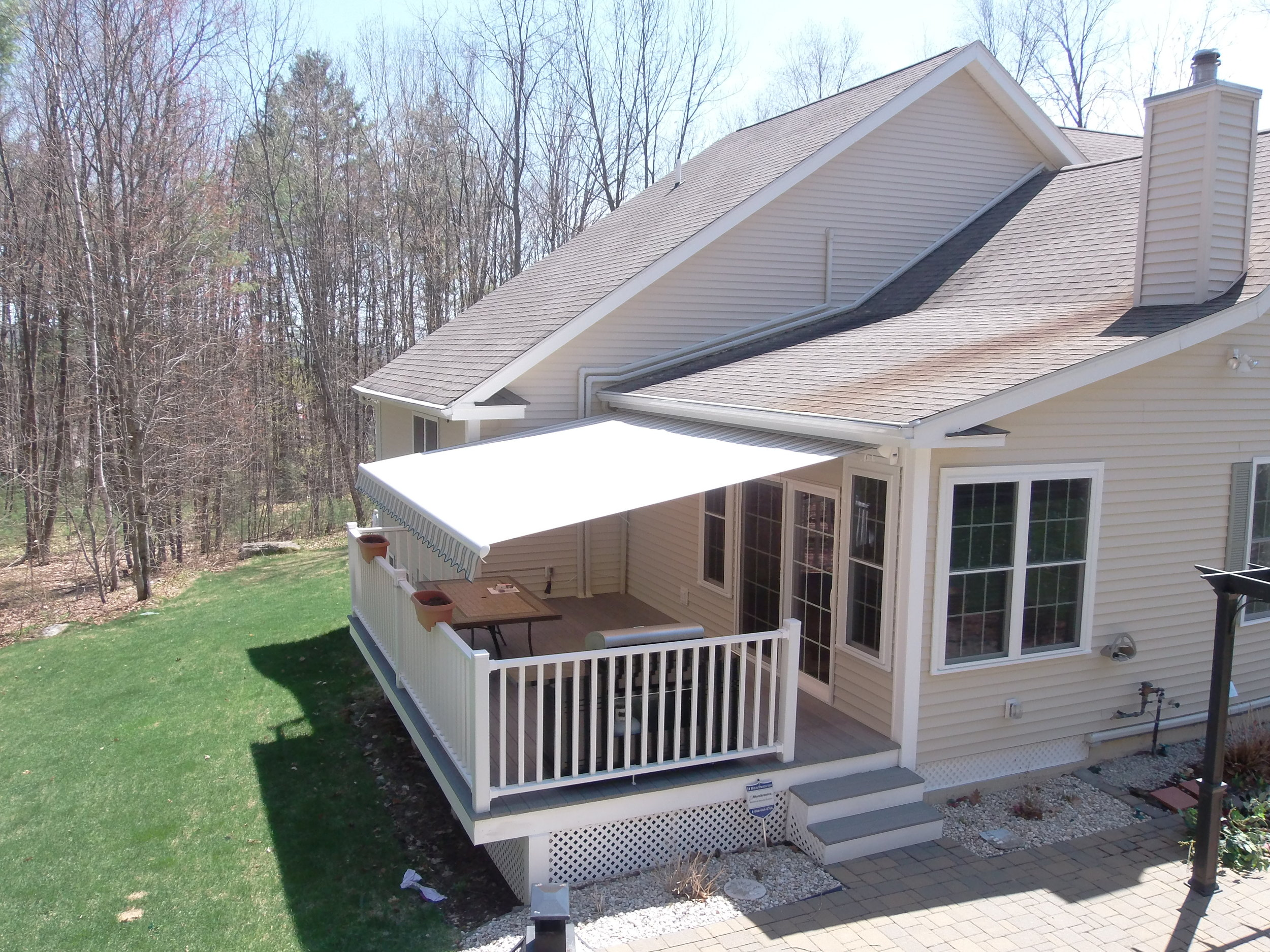 Benefits of an Awning