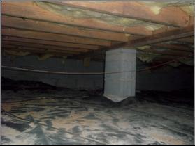 Smart Jack Crawl Space & Foundation Repair in Murrells Inlet, SC