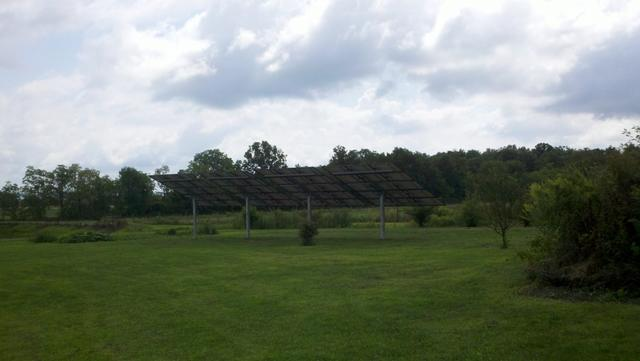 19.2 KW Farm Solar Electric System in Romulus, NY
