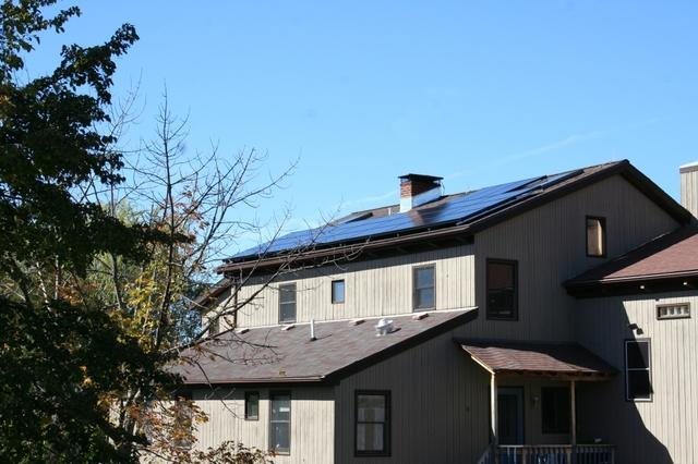 5.4 kw Solar Electric System in Ithaca, NY