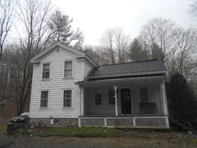 Spray Foam Insulation and Geothermal System for Harford, NY Farmhouse