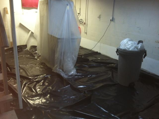 Mold Remediation in Boonville, IN