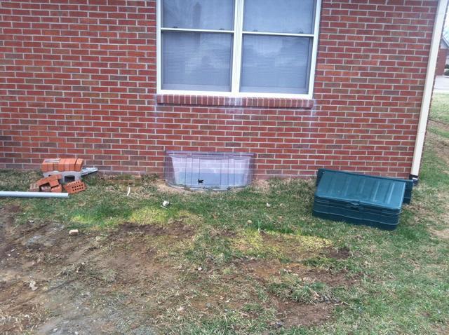 Owensboro, KY Crawlspace gets Turtl Crawlspace Door