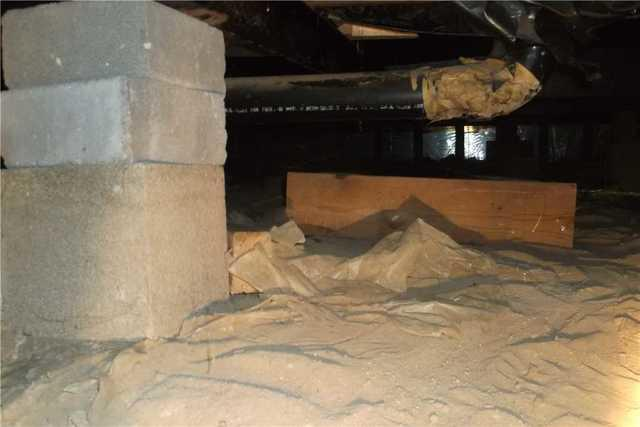 Damp Crawlspace in Hillsdale, Mich., Affects Family's Comfort