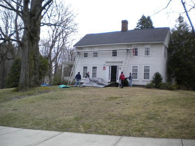 Historic Renovation of 1713 Home