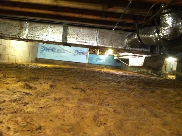 West Louisville, KY Crawlspace Transformation