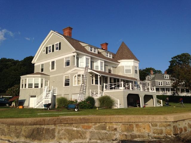 Shingle-style