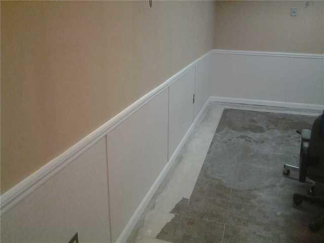 Waterproof Wall Panels Create Beautiful Basement Space!