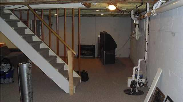 Waterproofing products fix Brick basement