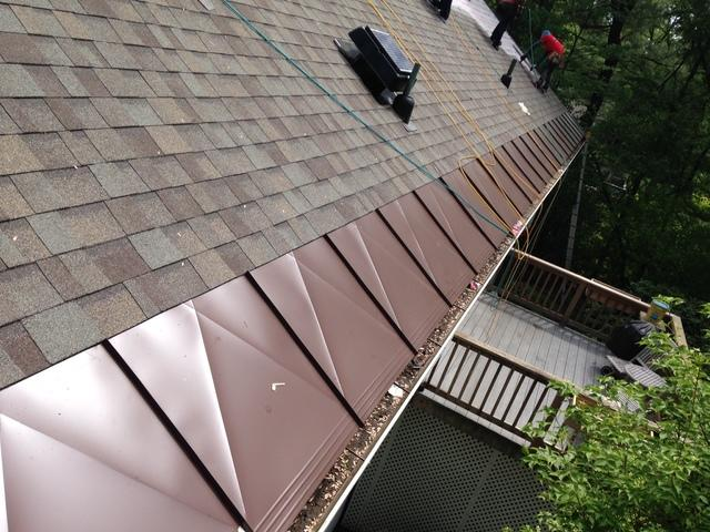 Full Roof and Solar Ice Panel Installation in Avon, CT