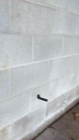 Bowing Basement Walls Permanently Fixed in Evansville IN