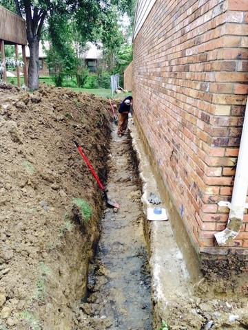 Foundation Repair in Haubstadt, IN Home