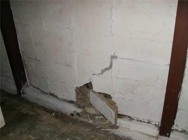 Crumbling Hillsdale, MI Basement Saved by Wall Anchor System