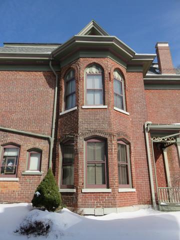 Historic Owego Windows