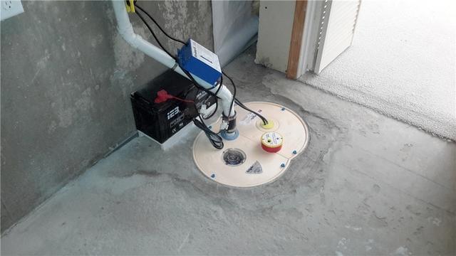 Wet Basement Fixed in Dayton, NJ